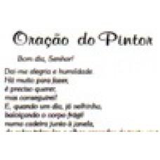 Ref. 60055 -  DECQ.ORAÇÃO DO PINTOR