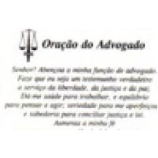 Ref. 60049 -  ORAÇÃO DO ADVOGADO
