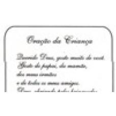 Ref. 60024 -  DECQ.ORAÇÃO DA CRIANÇA