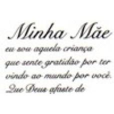 Ref. 60020 -  DECQ.MINHA MÃE