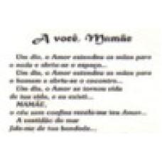 Ref. 60060 -  DECALQUE A VOCÊ MAMÃE