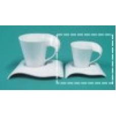 Ref. 15011 -  XÍCARA CAFÉ C/PIRES HAVAÍ