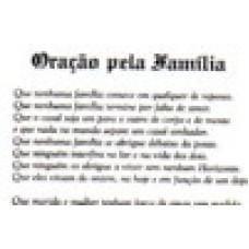 Ref. 60037 -  DECQ.ORAÇÃO PELA FAMÍLIA