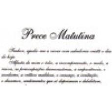 Ref. 60066 -  DECQ.PRECE MATUTINA