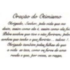 Ref. 60054 -  DECQ.ORAÇÃO DO OTIMISMO