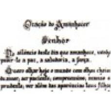 Ref. 60026 -  DECQ.ORAÇÃO DO AMANHECER