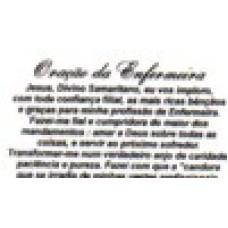 Ref. 60046 -  DECQ.ORAÇÃO DA ENFERMEIRA