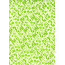 Ref. 78861 - Decalque arabesco verde claro