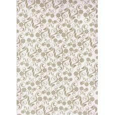 Ref. 78863 - Decalque arabesco verde pastel