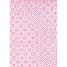 Ref. 78877 - Decalque arabesco rosa