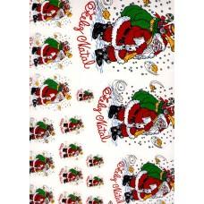 Ref. 78965 - Decalque  Papai Noel