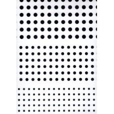 Ref. 79020 - Decalque bola preta