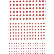 Ref. 79168 - Decalque bola vermelha