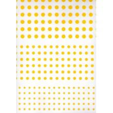 Ref. 79169 - Decalque bolas amarelas