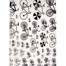 Ref. 79181 - Decalque bicicleta preta