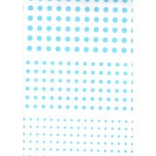 Ref. 79270 - Decalque boa azul bebe