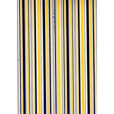 Ref. 79283 - Decalque azul marinho e amarelo