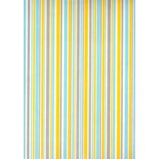 Ref. 79285 - Decalque azul e amarelo