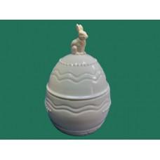 Ref. 15755 - Ovo com relevo e coelho